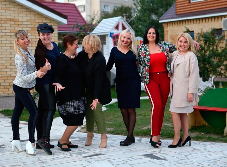 Женские клубы москва по интересам все ночные клубы москвы и их вакансии